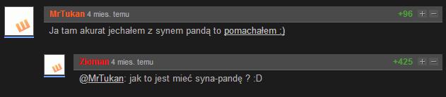 Syn panda